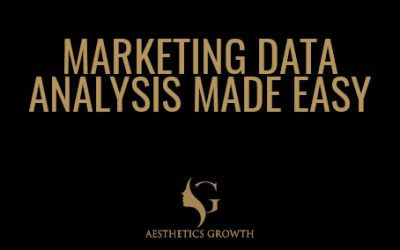 Marketing Data Analysis For Aesthetics Clinics Made Easy