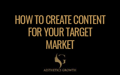 How to create content for your target market